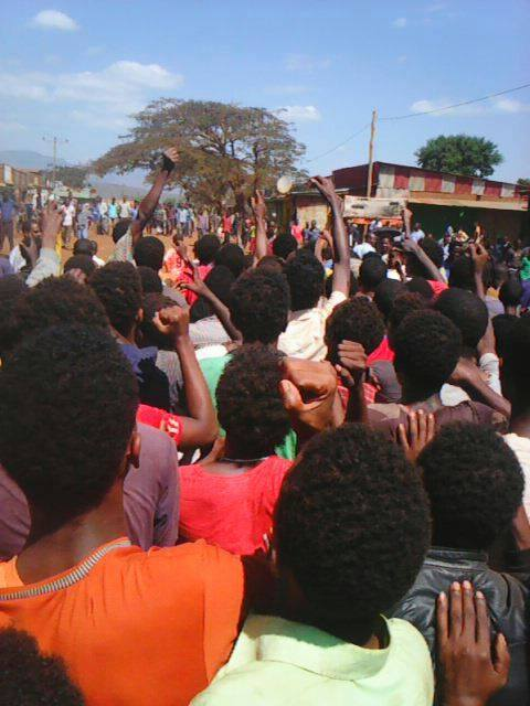 Oromo protests