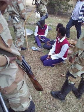 Oromia region protest 1