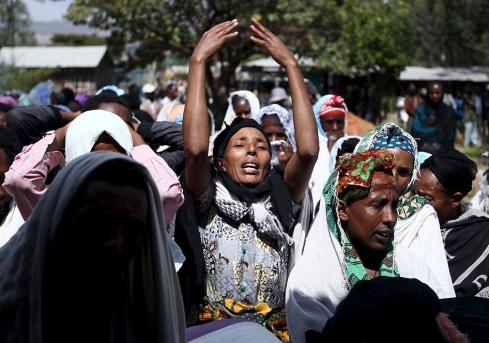 Oromia region protest 2