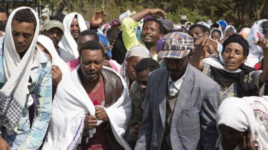 TPLF victims in Oromia region
