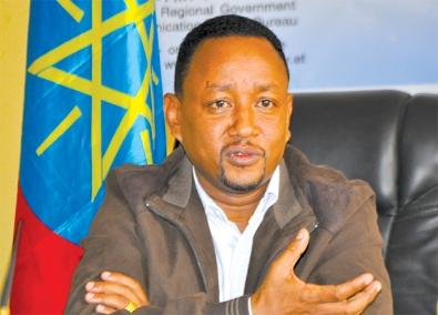 Fekadu Tesema,Oromia PR