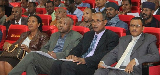 Geez Conference in Jimma
