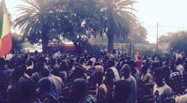 AmharaProtest, Bahirdar