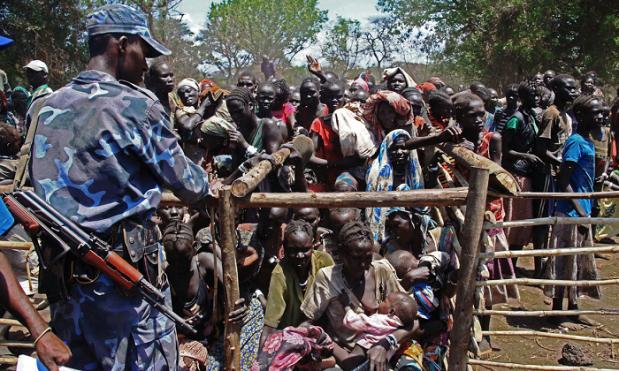 Gambella Victims