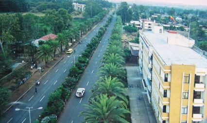 Bahir Dar city