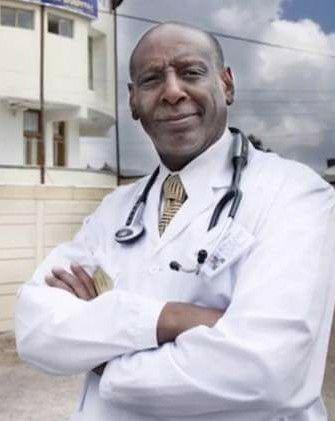 Dr.Fikru Maru