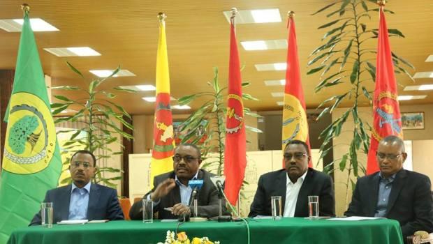 EPRDF chairsmen's