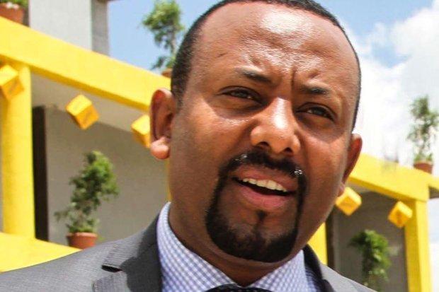 Dr Abiy Ahmed