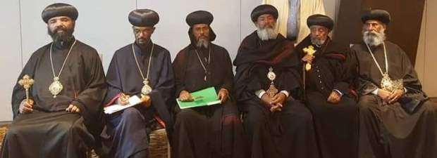 Reconcilation Archbishop members