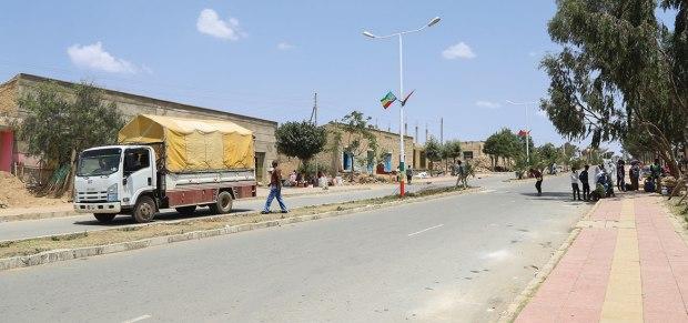 Zalanbesa town_Ethio-Eritrea border