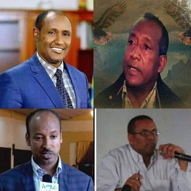 Amhara regiona victim leaders